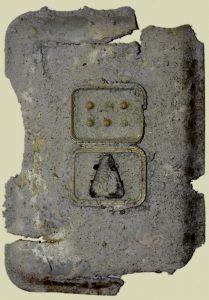 Civilization of Llhuros | Artifact #126 | TROLLIUM (Menstrual Chart)