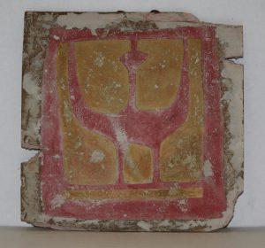Civilization of Llhuros | Artifact #49 | METOPE FROM TEMPLE DEDICATED TO AAR-TENN