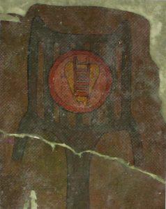 Civilization of Llhuros | Artifact #50 | Facsimile of Cave Painting