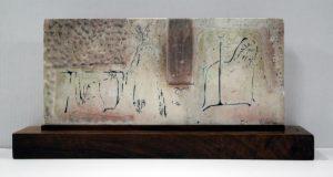 Civilization of Llhuros | Artifact #68 | STELE OF AAR-TENN (Front)