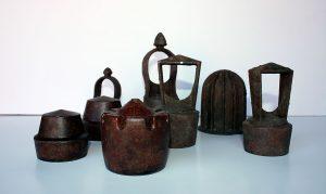 Civilization of Llhuros | Artifact #99 | Oxen Bells