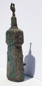 Civilization of Llhuros | Artifact #52 | TRALLIB (OIL CONTAINER)